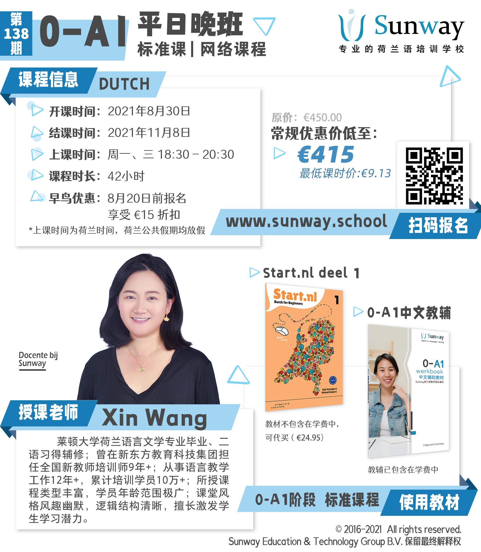 第138期 WLP210830A1 - Xin Wang